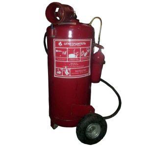 Огнетушитель ОВП-100(з)