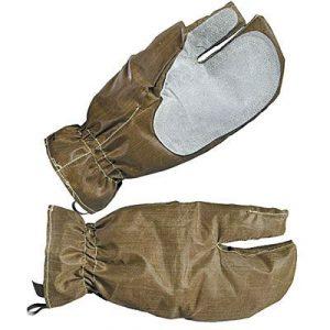 Перчатки трехпалые из Ткани «Кираса»