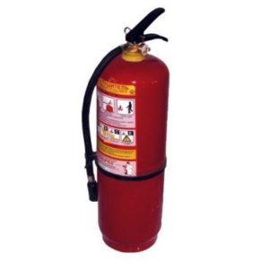 Порошковый огнетушитель ОП-10(з) ВСE