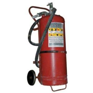 Порошковый огнетушитель ОП-35(з) ВСE